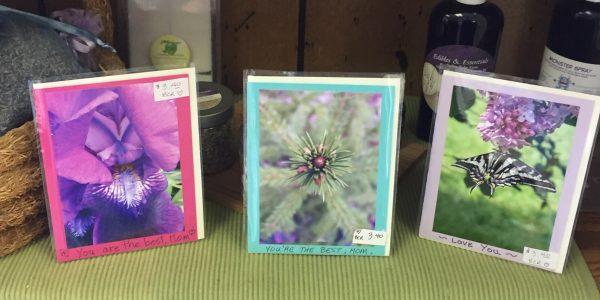 Artisan-made Cards