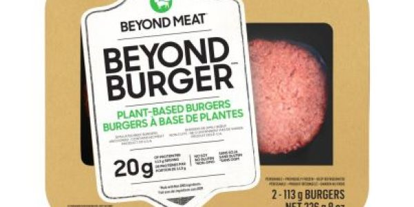 Meat Alternatives: Beyond Meat – Plant-based burgers
