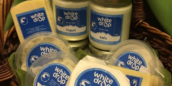 White Drop – Yogurt, Kefir & Cheese